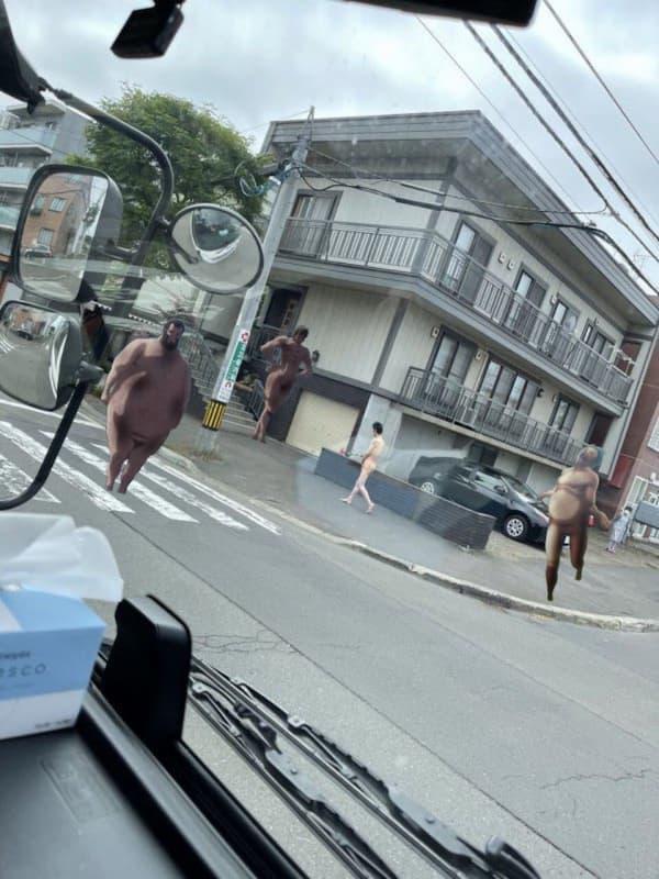 【ヒグマ出没、全裸男出没、刃物男出没、車で他の車にアタック】6月18日の北海道・情報量が多すぎる