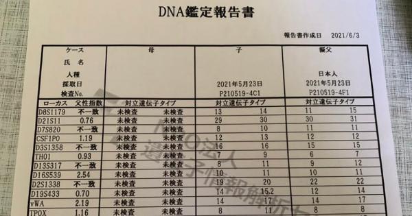 DNA鑑定で自分の子供じゃなかったことが判明した投稿に反響多数!